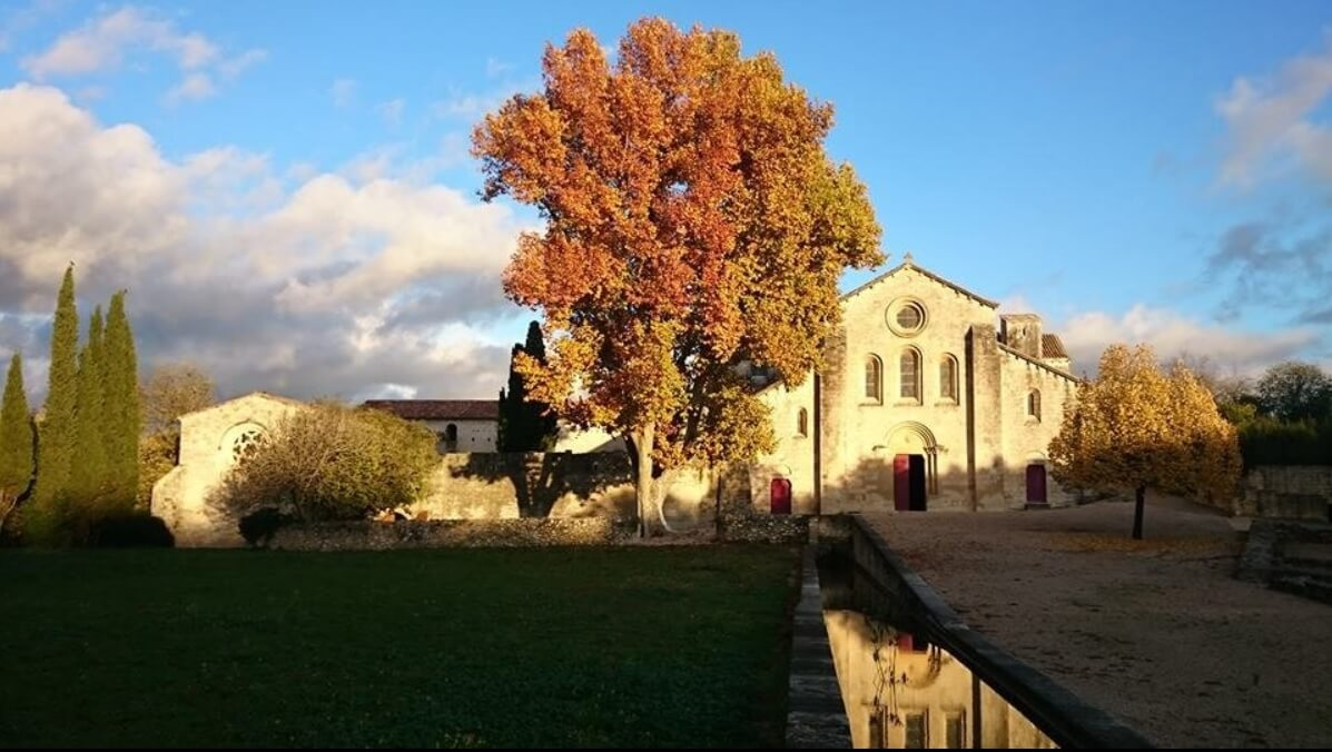 abbaye de Silvacane aix en provence
