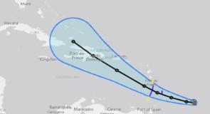 La tempête tropicale Dorian se dirige vers les Caraïbes: Air Canada et Westjet prennent des dispositions