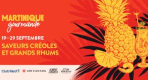 Le festival Martinique Gourmande est de retour du 19 au 29 septembre avec deux nouveautés