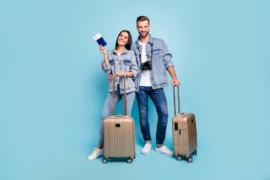 Début mai, 60 % des Canadiens ont déclaré que les bons étaient acceptables d'après une enquête de Travelweek