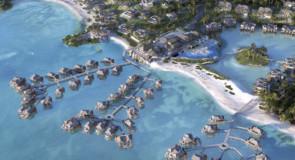 Caraïbes: un nouveau complexe avec des villas sur pilotis ouvrira en 2021