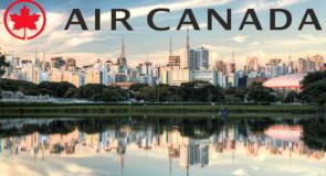 Air Canada rétablit le service et accroît sa capacité vers des destinations clés d'Amérique du Sud