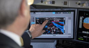 [TECHNO] L'Airbus A350 passe au cockpit tactile