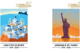 Tours Chanteclerc présente deux nouvelles brochures