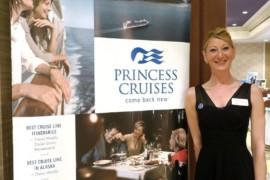 """[PAROLES DE PRO] """"L'anticipation d'un voyage, une source de joie pour vos clients!"""" démontre Emilie Giguere de Princess Cruises"""