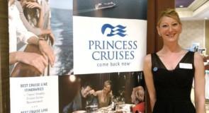 Émilie Giguère annonce son départ de Princess Cruises et Cunard: place aux nouvelles opportunités!