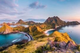 VOYAGEZ DE LA MAISON : un tour en Indonésie