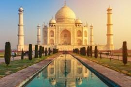 VOYAGEZ DE LA MAISON : Une visite du Taj Mahal