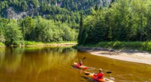 Sepaq: réouverture des parcs avec de nouvelles procédures, mais pas de camping pour l'instant