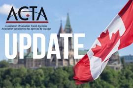 Les agents de voyages ont besoin d'une aide financière considérable d'ici la fin de l'année réclame l'ACTA