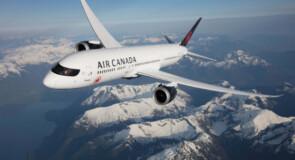 Air Canada annonce une perte de 1,3 milliard de dollars au premier trimestre comparativement à une perte de 1 milliard de dollars il y a un an