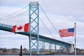 Un an plus tard, un sondage indique que les Canadiens hésitent toujours à autoriser les visiteurs américains