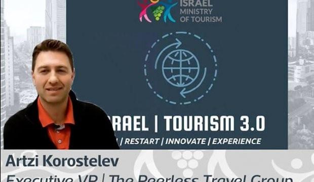 """Retour sur la conférence """"Israël   Tourisme 3.0"""" : un pas vers l'avenir"""