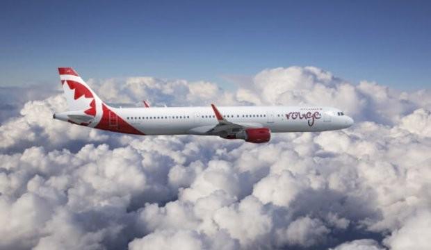 Air Canada Rouge suspend indéfiniment ses opérations à partir du 8 février