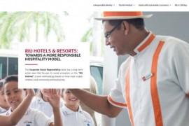 RIU présente sur son nouveau site d'entreprise une démarche de RSE unique dans le secteur hôtelier