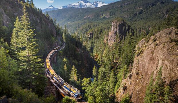 Aéroplan et Rocky Mountaineer, partenaires pour proposer de luxueuses vacances en train
