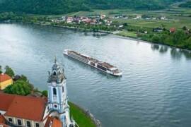 Viking reprend ses croisières fluviales européennes en juillet