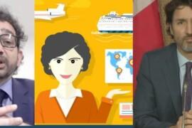«Pour la millionième fois, donnez-nous un plan»: Frustration des professionnels du voyage alors qu'Alghabra et Trudeau parlent des voyages
