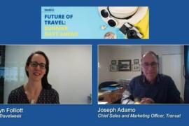 Voici ce qu'il ne fallait pas manquer de la conférence virtuelle de Travelweek hier: le replay est maintenant disponible