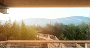 Sentier des cimes: un projet de taille pour les Laurentides!