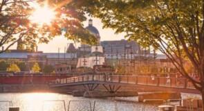 Pas besoin d'aller loin pour s'évader : La saison estivale du Vieux-Port de Montréal est lancée