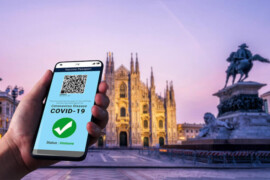 Le certificat COVID numérique de l'UE pourrait être accessible aux voyageurs internationaux non européens