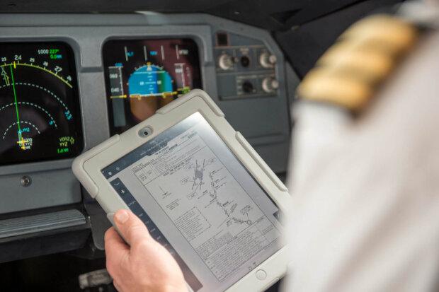 Air Canada recycle les IPad des pilotes avec l'entreprise de recyclage électronique, Greentec.