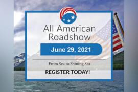 Inscrivez-vous dès maintenant à l'événement virtuel All American Roadshow du 29 juin
