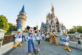 Walt Disney World Resort fête ses 50 ans: voici le programme des célébrations!