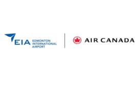 L'Aéroport international d'Edmonton et Air Canada forment un partenariat vert historique
