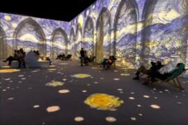 Découvrez « Van Gogh : The Immersive Experience », et ses tarifs de groupe!