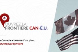 #OuvrezLaFrontière  : La nouvelle campagne de l'AITC demande au gouvernement de s'engager à mettre en œuvre un plan