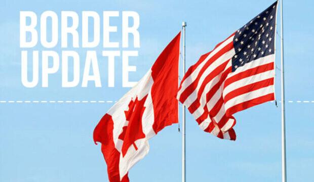 Les États-Unis maintiendront leur frontière fermée aux Canadiens au moins jusqu'au 21 août 2021
