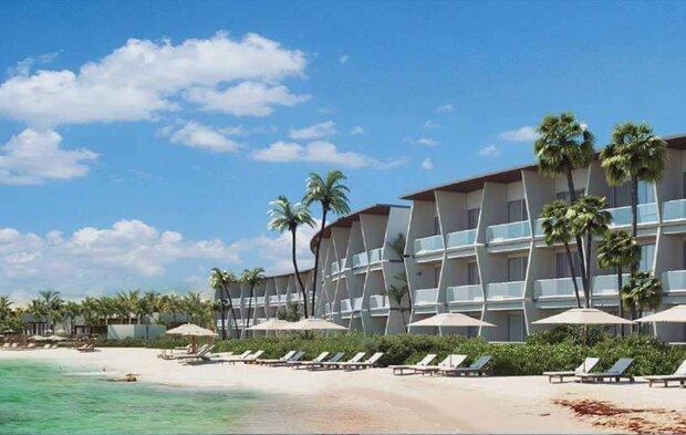 Le Hilton Conrad Tulum ouvrira en 2022.