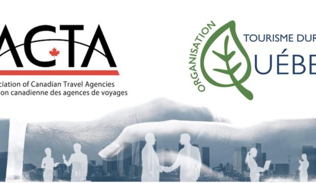 Tourisme durable Québec s'allie avec l'Association canadienne des agences de voyages (ACTA)