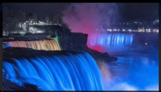 Les sites canadiens emblématiques s'illuminent aux couleurs de la France pour le 14 juillet