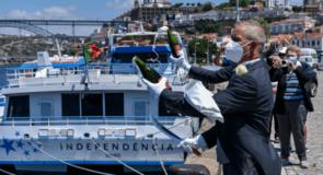 Uniworld inaugure son tout nouveau Super navire, le S.S. São Gabriel
