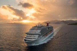 Carnival signale des cas positifs à bord du Vista et accélère la mise en place de ses nouvelles mesures de port du masque