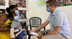 Jamaïque : la clinique orthopédique pédiatrique de Negril rouvre ses portes
