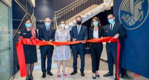 Air France inaugure son nouveau salon à l'aéroport de Montréal-Trudeau