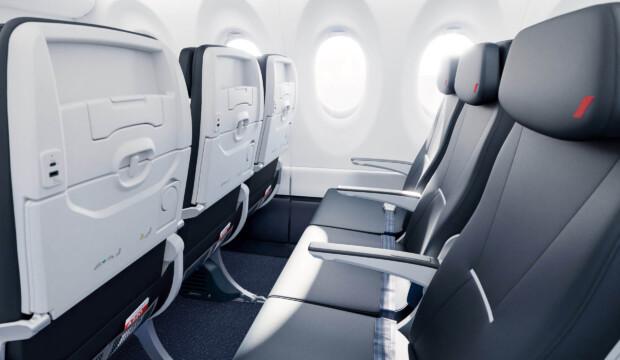 Air France présente son premier Airbus A220-300: moins coûteux et de meilleures performances énergétiques