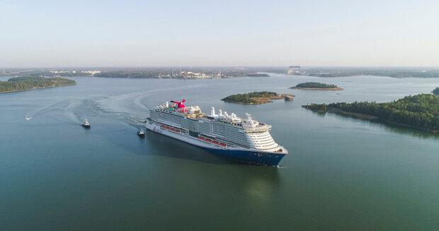 Justin French, de Carnival Cruise Line, revient tout juste d'une croisière sur le Mardi Gras