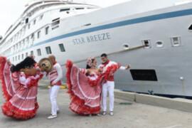 La Colombie accueille à nouveau les navires de croisière