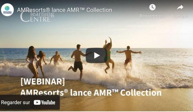 [WEBINAIRE] Le replay du dernier webinaire d'AMResorts est maintenant disponible