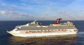 Carnival Cruise Line annonce le redémarrage de d'autres navires pour janvier et février